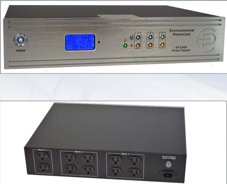 Environmental Potentials Component Style Power Conditioner (EP-HPS)
