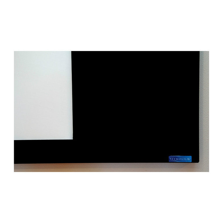 Seymour AV Premier Fixed Projection Screen (UF or XD fabric)