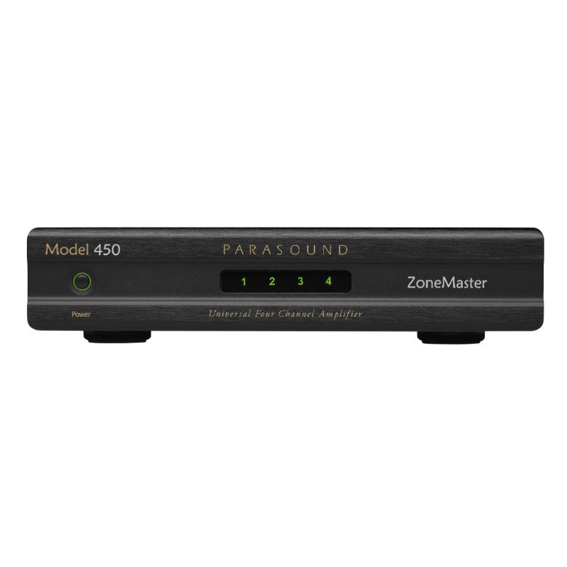 Parasound ZoneMaster Power Amplifiers (Z250, Z450, Z650, Z1250)