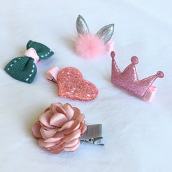 Pretty Hair Clips