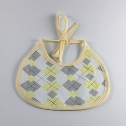 Starter Bib - Yellow