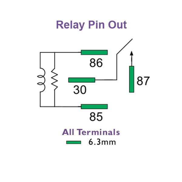 dual mini relay module kit