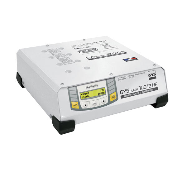 Battery Support Unit-Charger Inverter | GYSFLASH 100-12HF | 12 Volt 100 Amp | Trade Price inc GST: