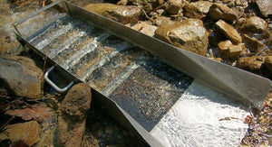 FAQ: What adhesive do you use for sluice box matting?