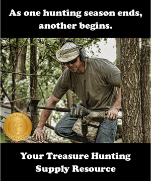 As One Hunting Season Ends, Another Begins - The Treasure Hunt