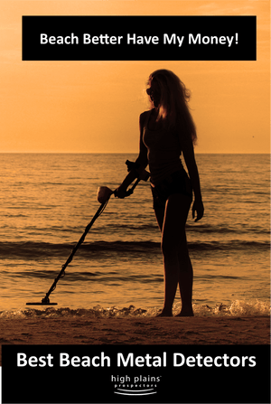 Best Metal Detectors For The Beach