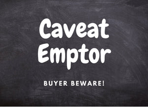 Buyer Beware – Fraudulent Spam Website Copying Our Listings