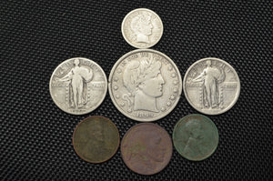 Sweet Silver and Coins Found Near Old Nebraska Home