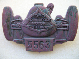 Kansas Metal Detectorist Finds Rare 1950's Indianapolis Motor Speedway Pit Pass