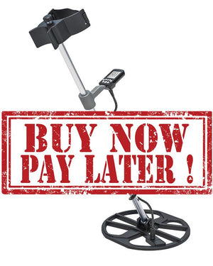 Metal Detector Dealer Helps Detectorists Buy Metal Detectors - 0% APR for 12 Months!