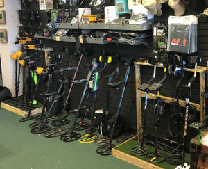 Metal Detector Rental - Kansas City Metro Area