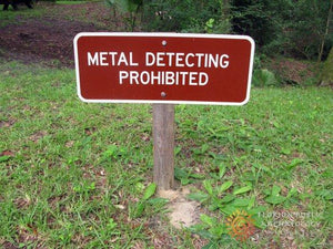 FAQ: What are the rules of metal detecting?