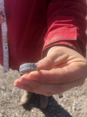 Ring Found in Rose Hill Kansas by The Ring Finders of Kansas City - High Plains Prospectors
