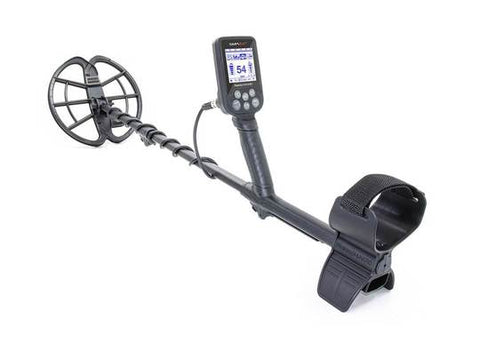 Wireless metal detector with vibrating handle - Nokta Makro, Simplex Plus.
