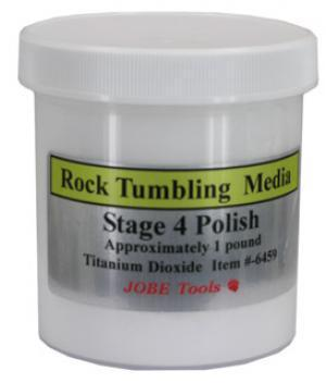 Bulk Rock Tumbling Grit - Stage 4 Polish