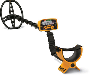Garrett ACE 400 Metal Detector Bundle with DD Waterproof Search Coil