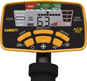 Garrett Ace 400 55-Year Anniversary Special, Pro Pointer AT Bundle