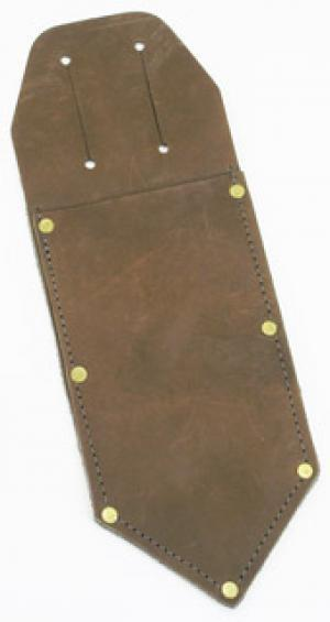 Brown Leather Trowel Sheath