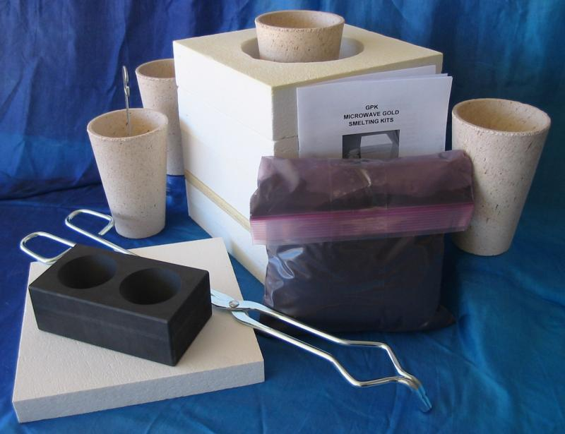Complete Microwave Kiln Set