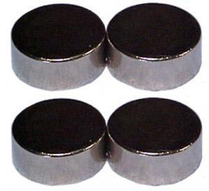 4 PACK 3lb. MINI SUPER MAGNETS