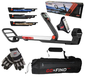 Go-Find 66 Bundle Holiday Special, Go-Find Bag, Gloves