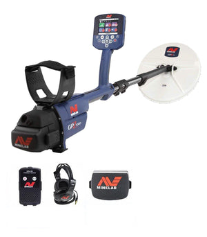 Minelab GPZ 7000 Metal Detector with LI-Ion Battery Summer Promo 2021