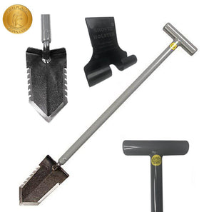 "31"" T-Sampson SS Single Serration Rootcutter with Shovel Holster"