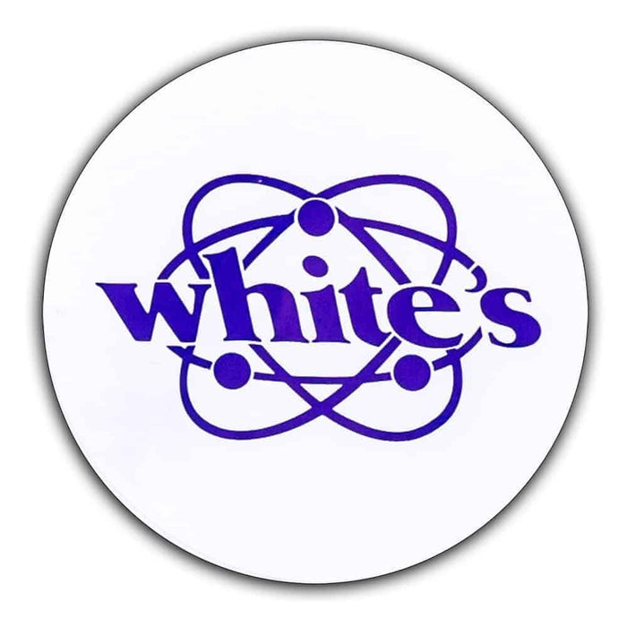 Whites Speaker Cover Decal