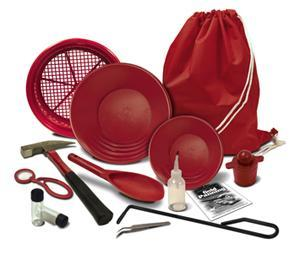 Fisher Hardrock Prospecting Kit