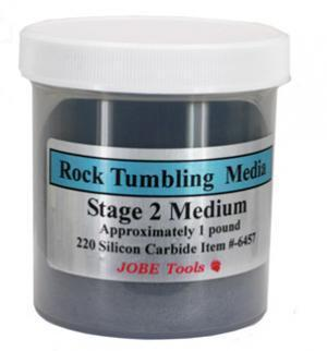 Bulk Rock Tumbling Grit - Stage 2 Medium