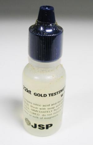 22 Karat Gold Test Solution
