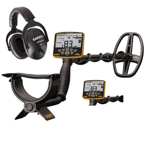 Slightly Used GARRETT ACE APEX METAL DETECTOR - WITH WIRELESS HEADPHONE