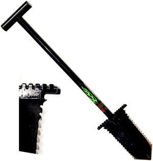 NX-5, 31 inch Anaconda Long Handle Shovel