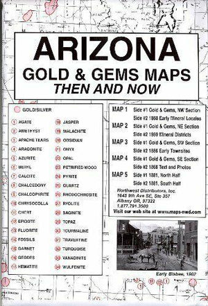 Arizona Gold and Gems: Then & Now
