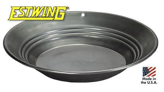 Estwing 12 inch Steel Gold Pan