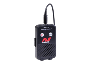 Minelab WM 12 Wireless Audio Module For GPZ 7000