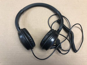 Returned Like New - Garrett ClearSound Easy Stow Headphones