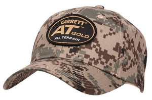 Garrett AT Gold Camo Cap
