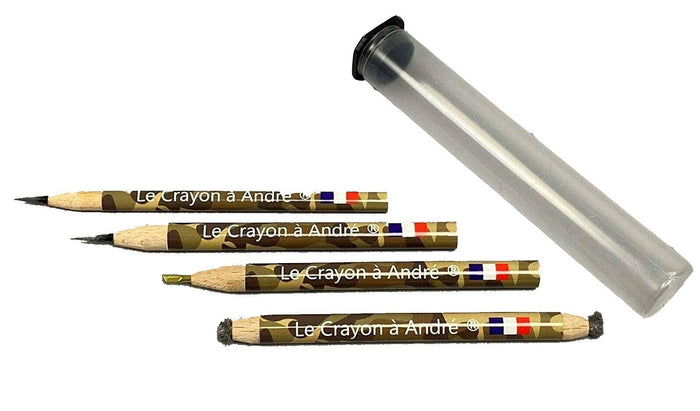 Le Crayon Complete set of Andre's relic restoration pencils for coins and relics
