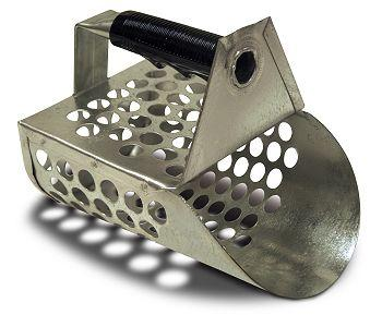 Galvanized Metal Sand Scoop
