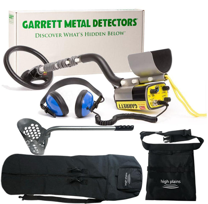 Garrett Sea Hunter Mark II Metal Detector with Free Gear Beach Hunter Package
