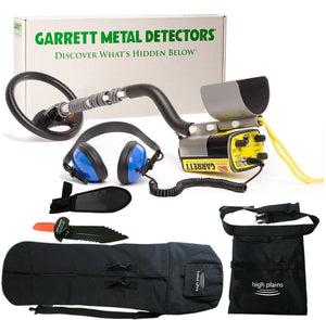 Garrett Sea Hunter Mark II Metal Detector with Free Gear