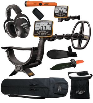 Garrett ACE APEX MS-3 Metal Detector -With Z-Lynk Pro Pointer AT and FREE High Plains Gear