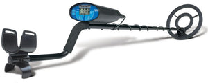 Bounty Hunter Quicksilver Metal Detector with GP Pinpointer