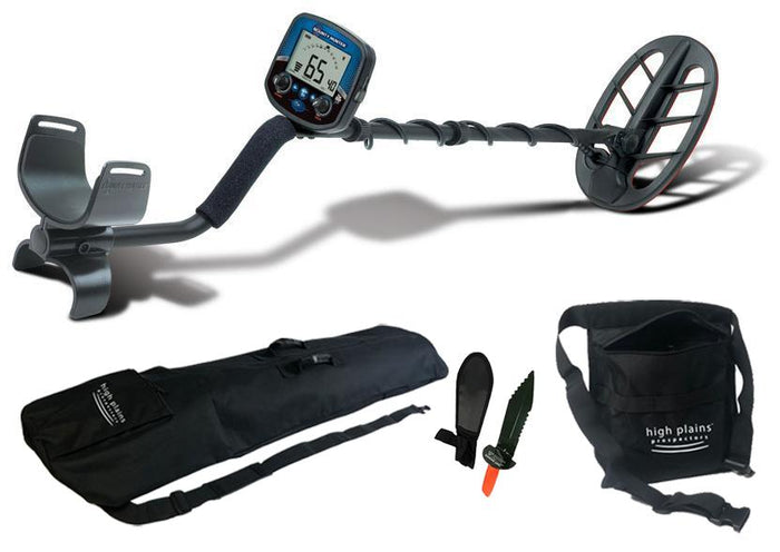 Bounty Hunter Time Ranger Pro Metal Detector with Free Gear