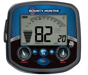 Bounty Hunter Time Ranger Pro Metal Detector with Free GP Pointer Free Gear