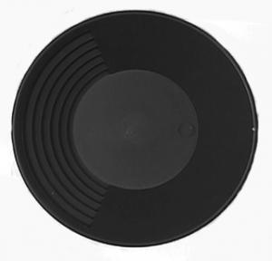 Black Proline 17 Inch Gold Pan
