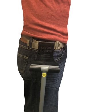 "31"" T-Sampson DS Double Serration Rootcutter with Shovel Holster"