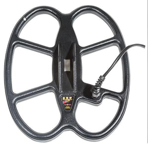 "Detech 12 x 10"" SEF Butterfly Search Coil for Teknetics Gamma, G2+, Fisher Gold Bug, Gold Bug Pro"