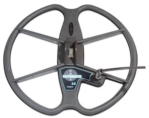 "Detech 13"" Ultimate Search Coil for Garrett GTI 1500, GTI 2500"